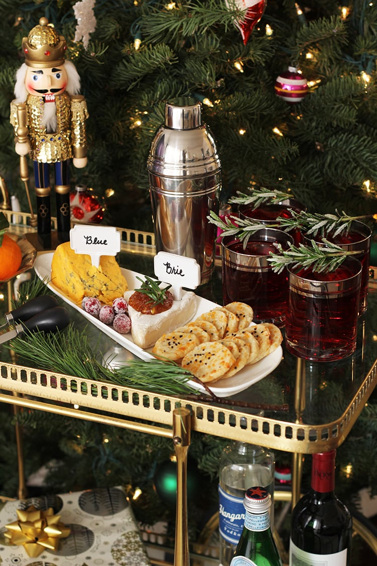 Holiday Cocktail Hour