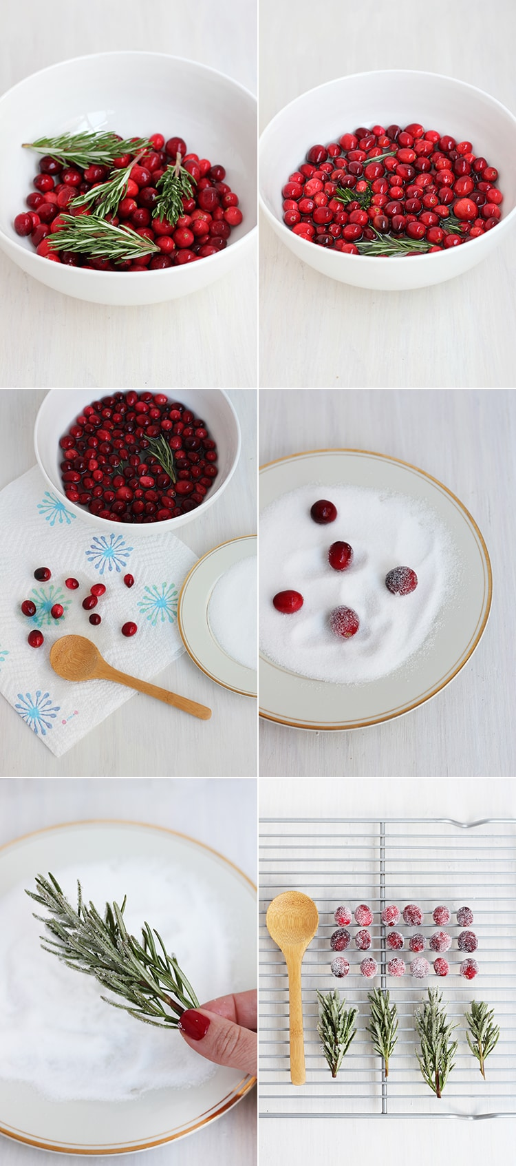 Gingerbread Christmas Cakes
