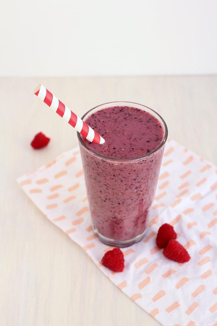 Berry-Antioxidant-Smoothie