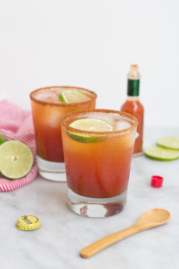 Spicy Micheladas