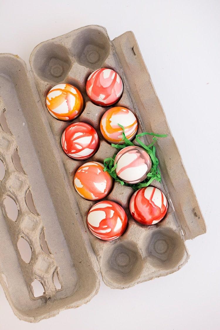 Kool Aid Easter Eggs