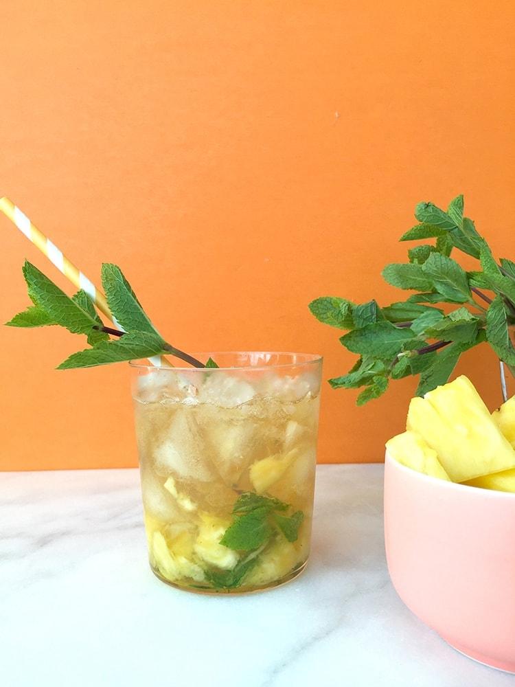 Pineapple Julep