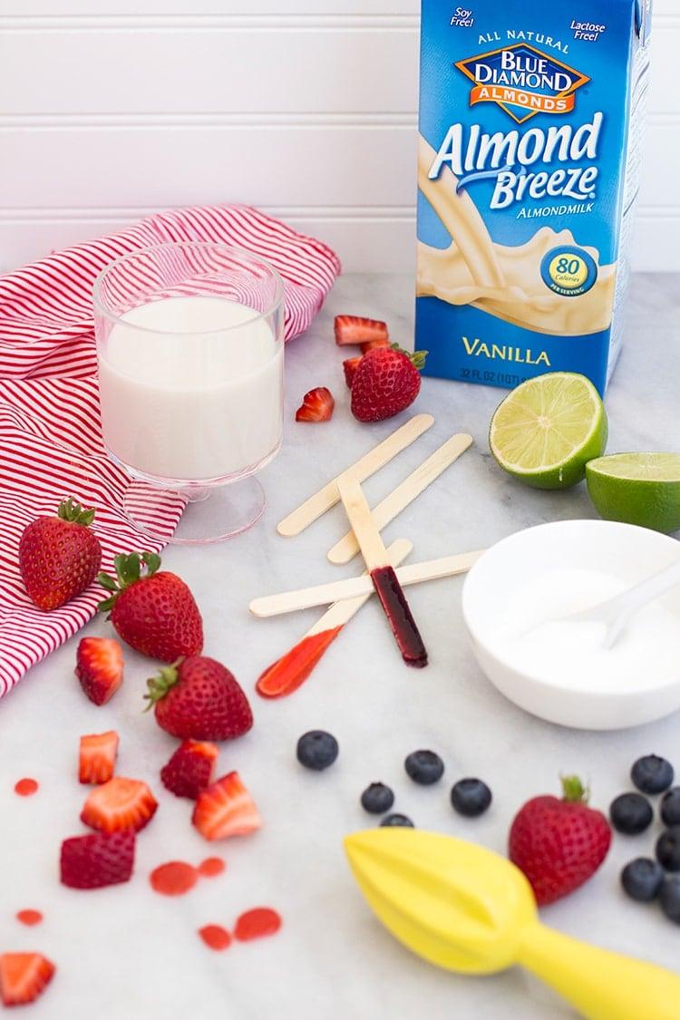 Firecracker Ice Pops | Freutcake