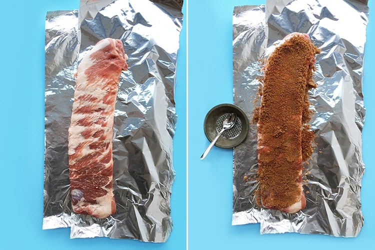 5 Ingredient Easiest Ever Ribs