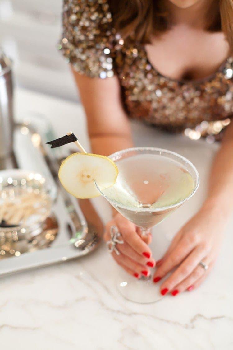 French Pear Martini - Freutcake   Freutcake