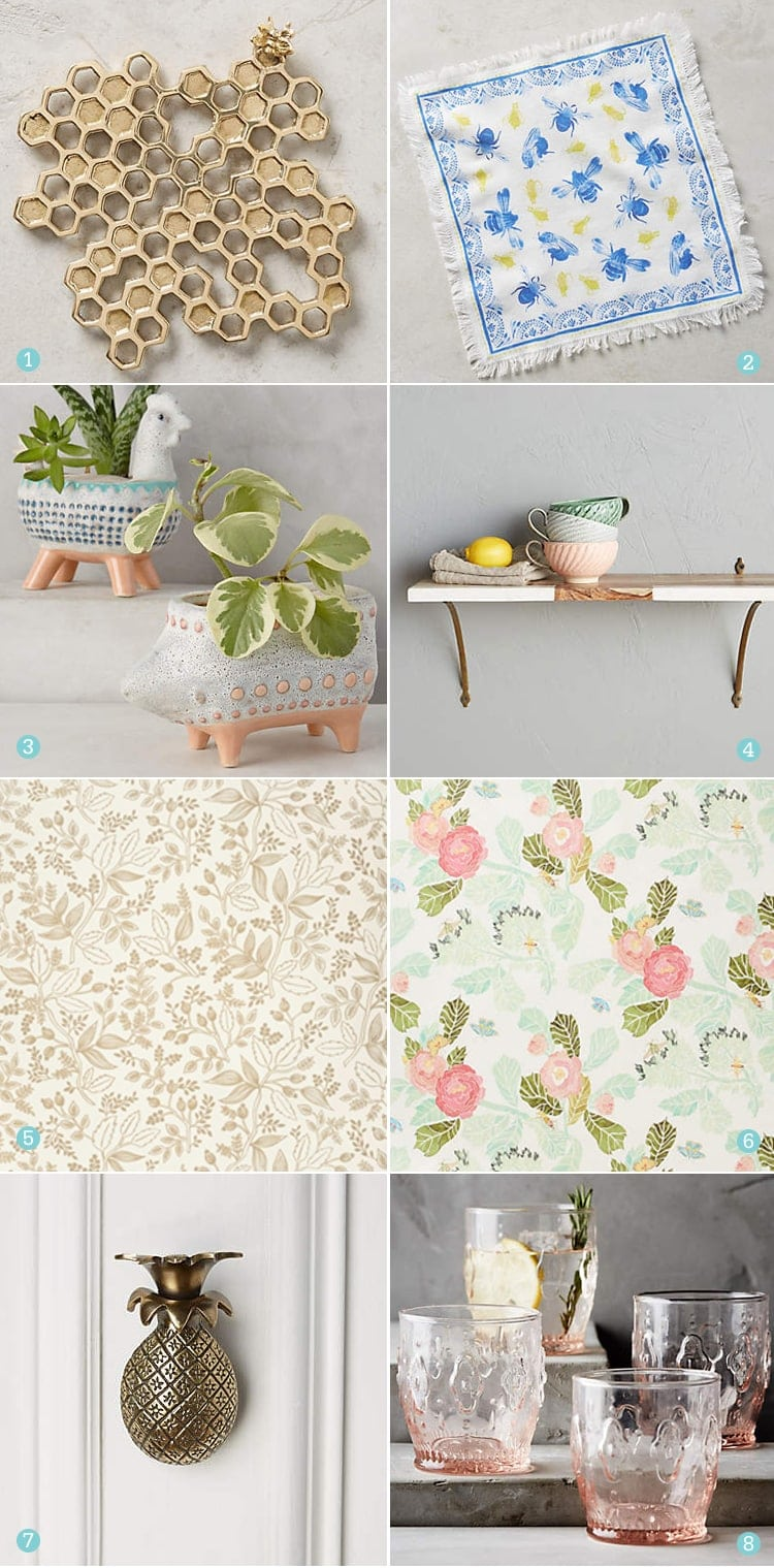 Spring Things for the Home