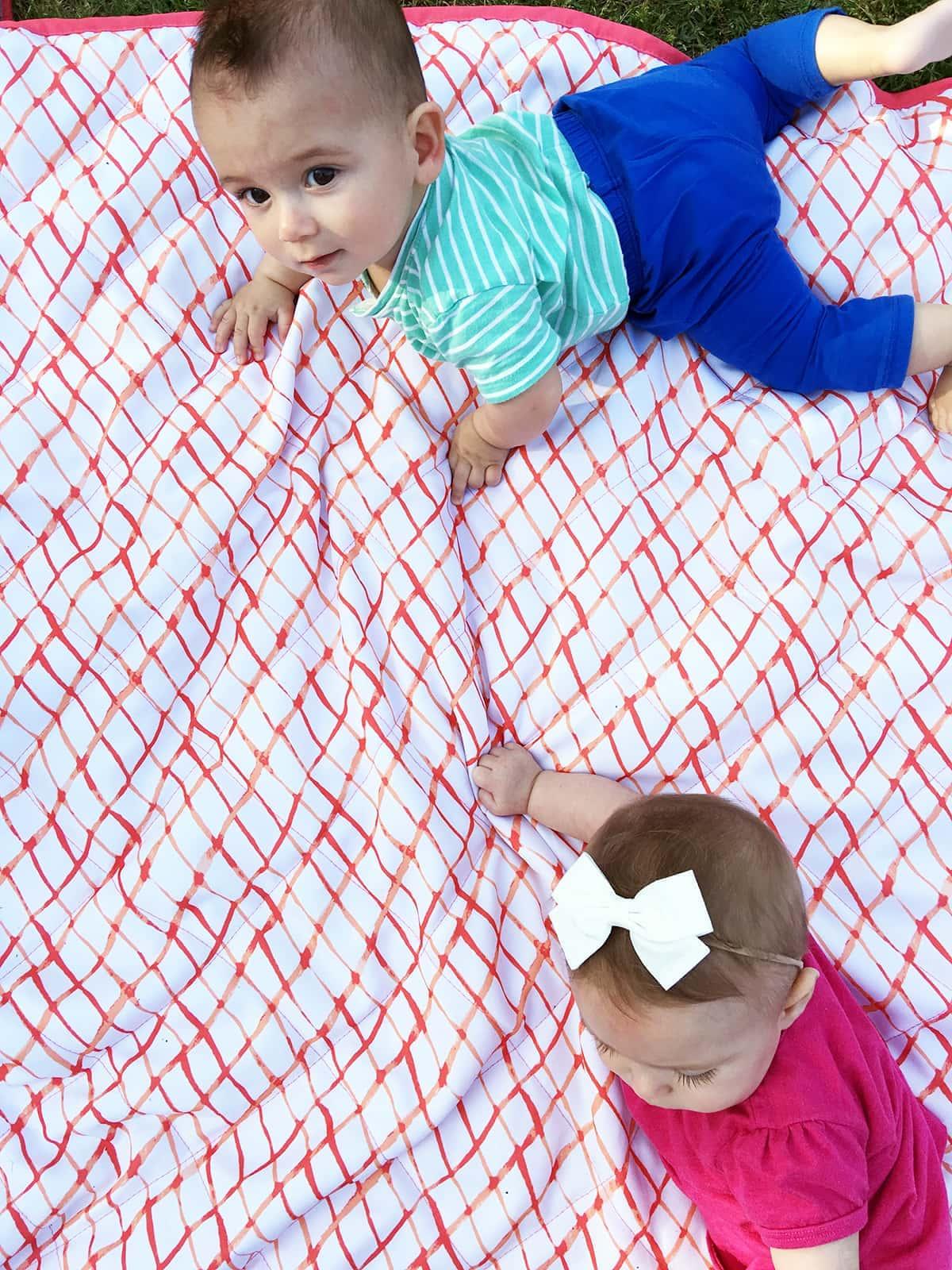 Farmer's Market Babies