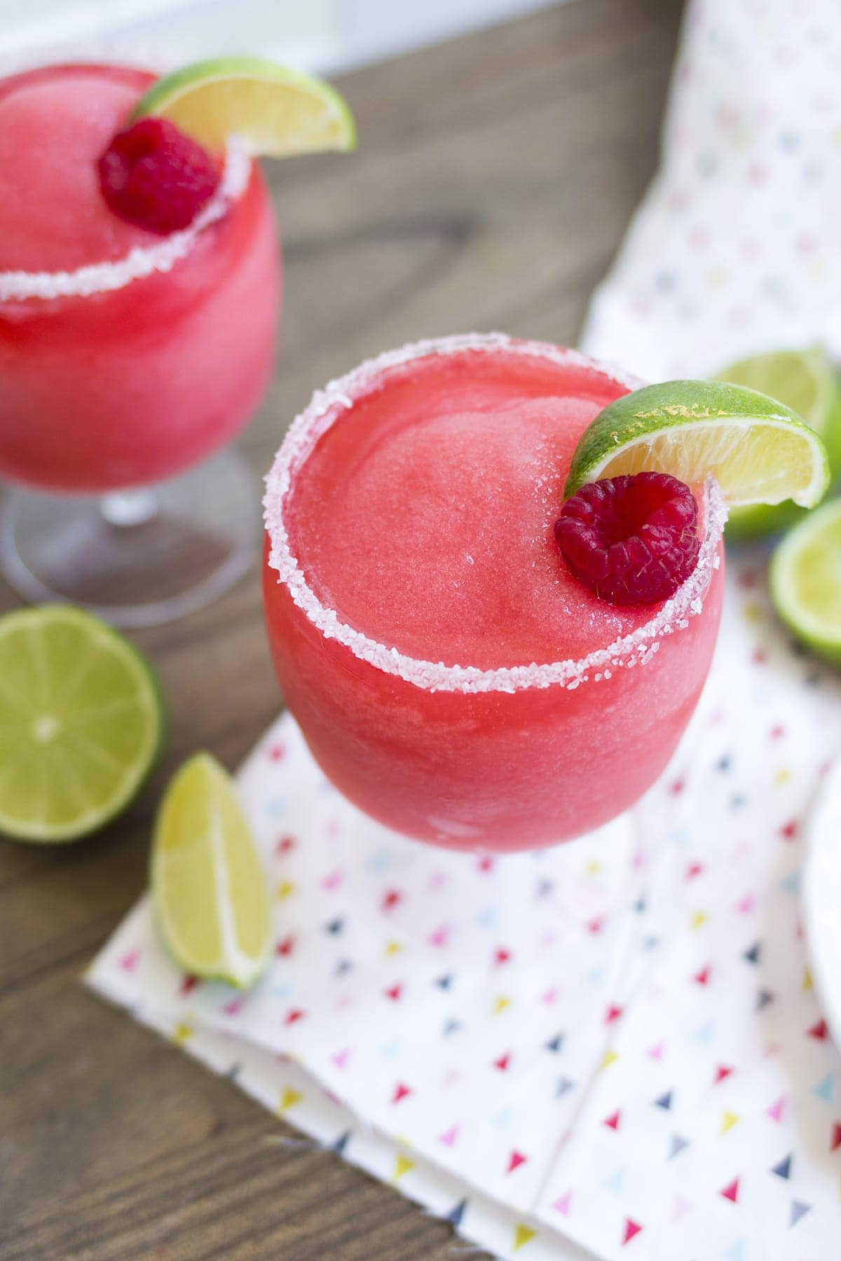 Raspberry Rose Margarita