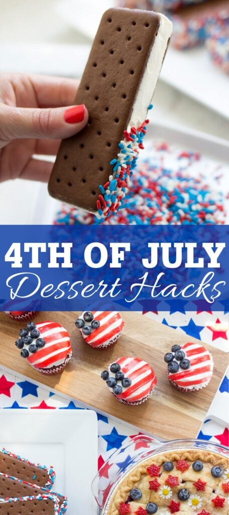 4th Of July Dessert Hacks Freutcake