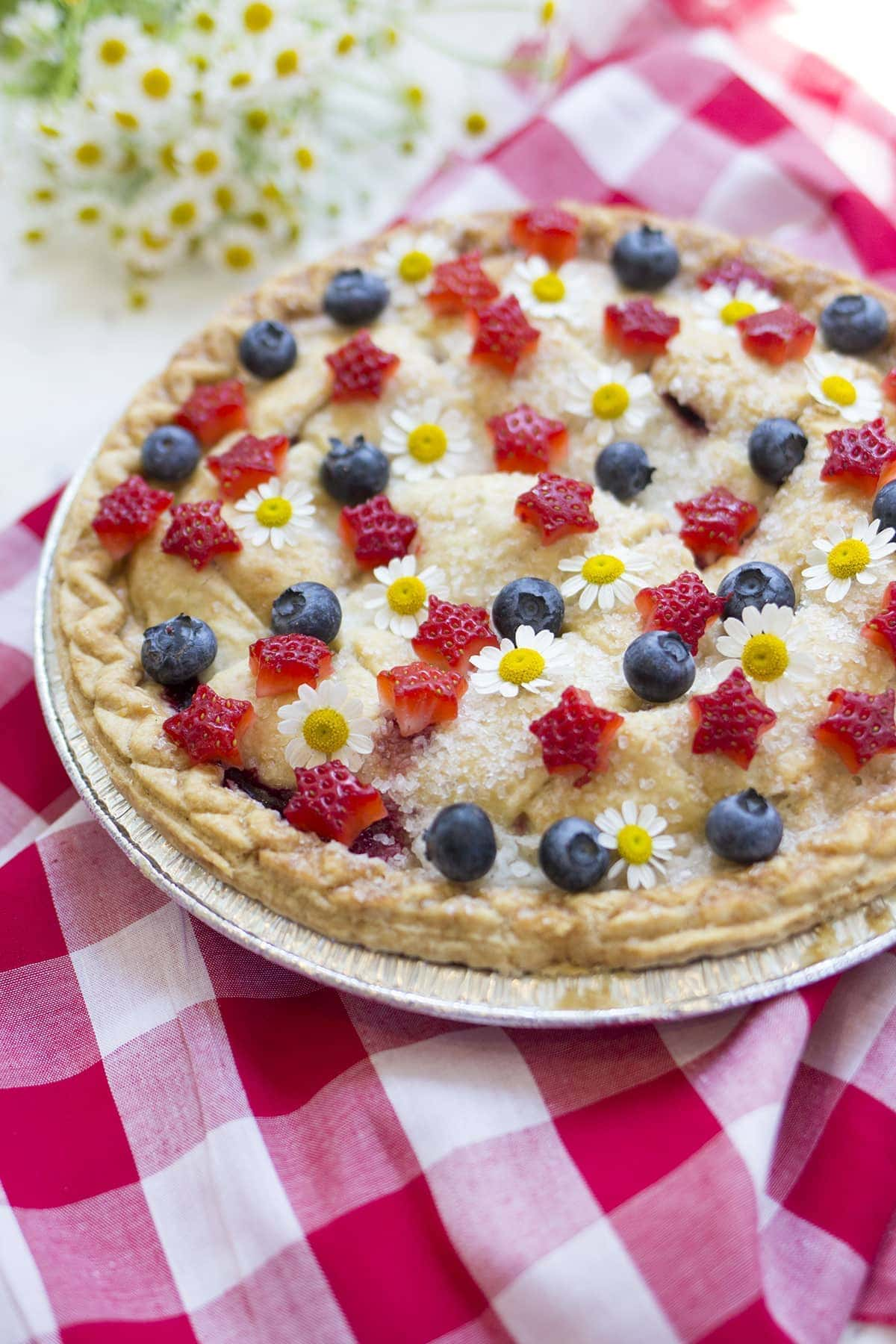 4th of July Pie Grocery Store Hack