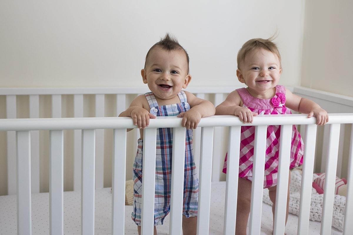 Seasons of Motherhood Twins