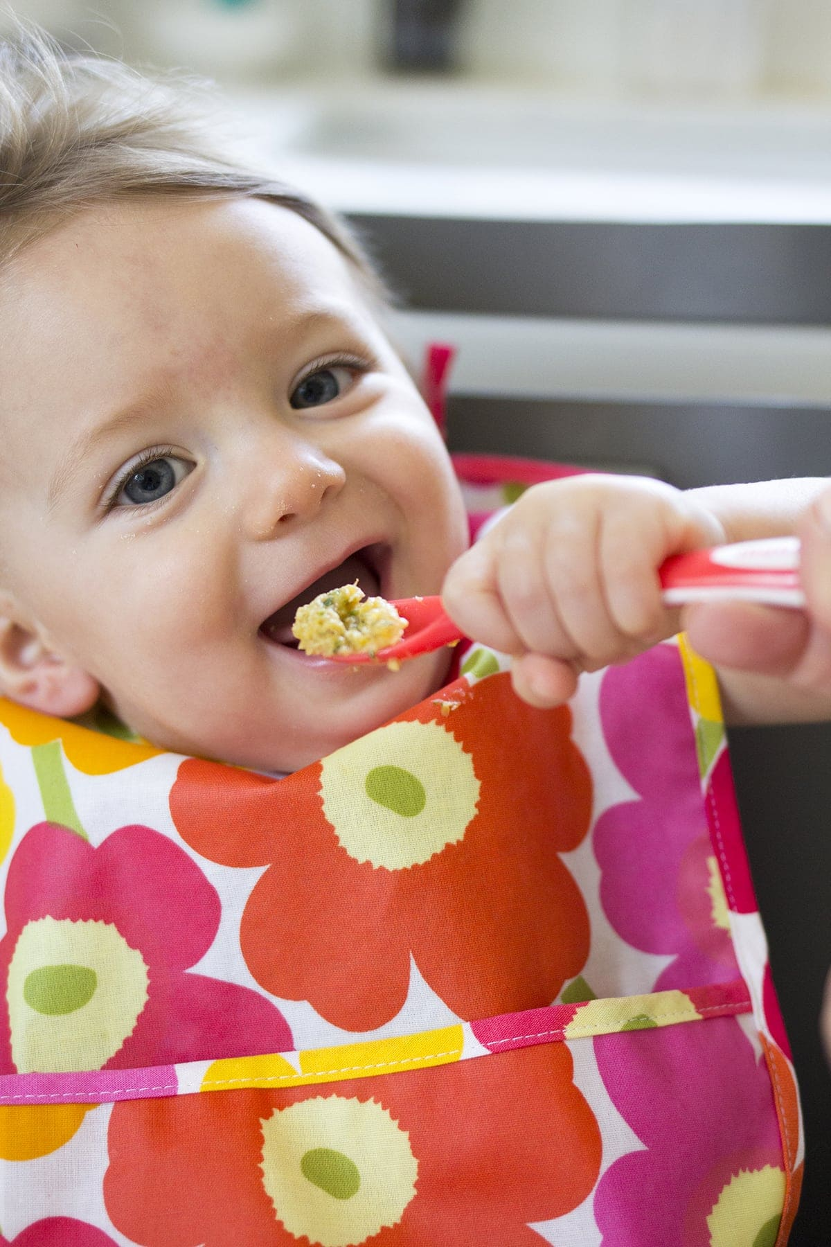 Lunch Ideas for Babies Spoon Feeding