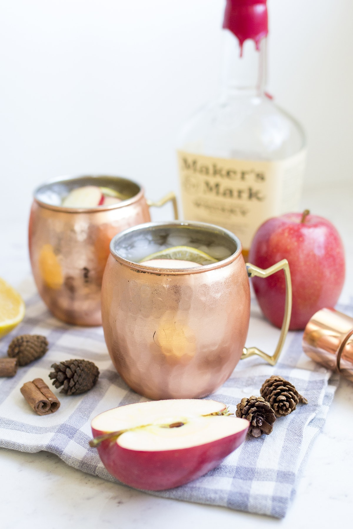 Bourbon Maple Cider Recipe — Dishmaps