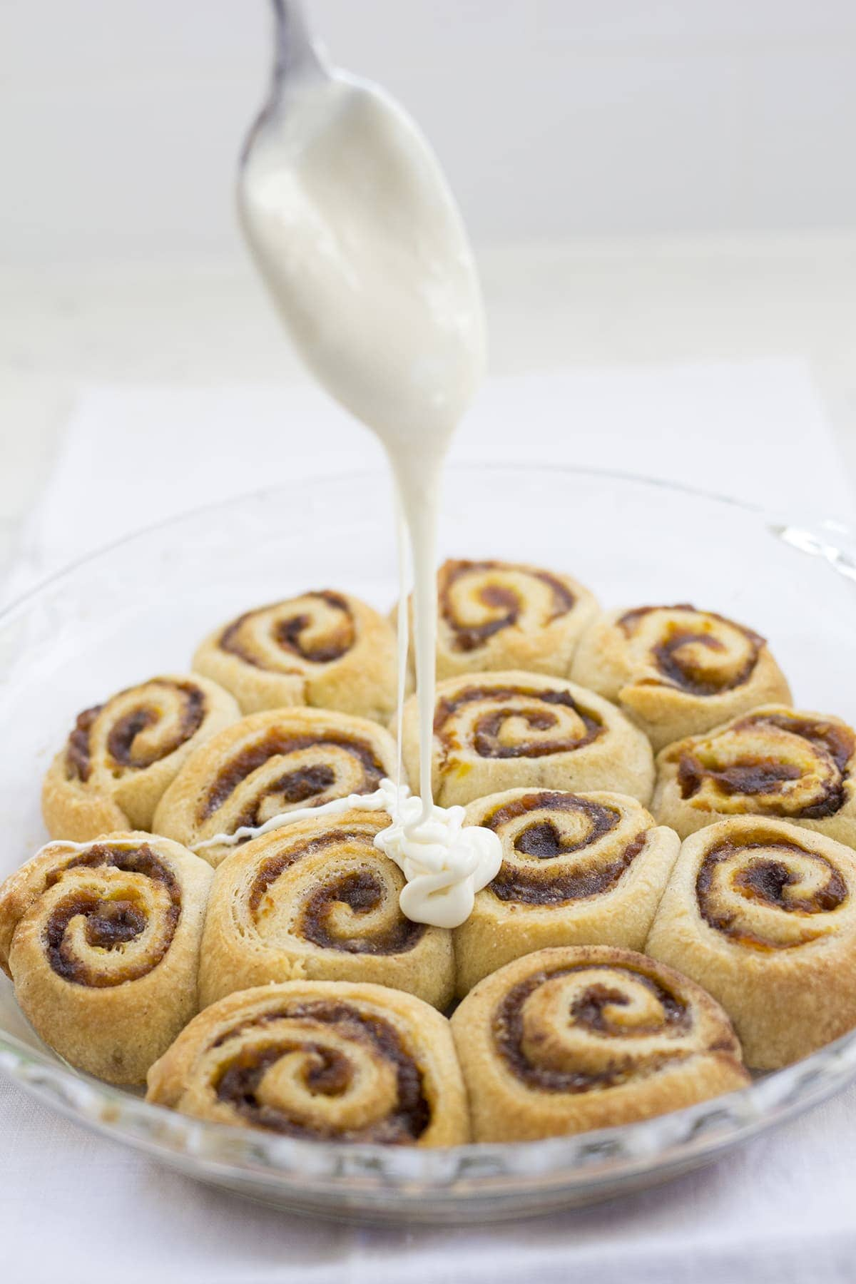 Mini-Pumpkin Sweet Rolls