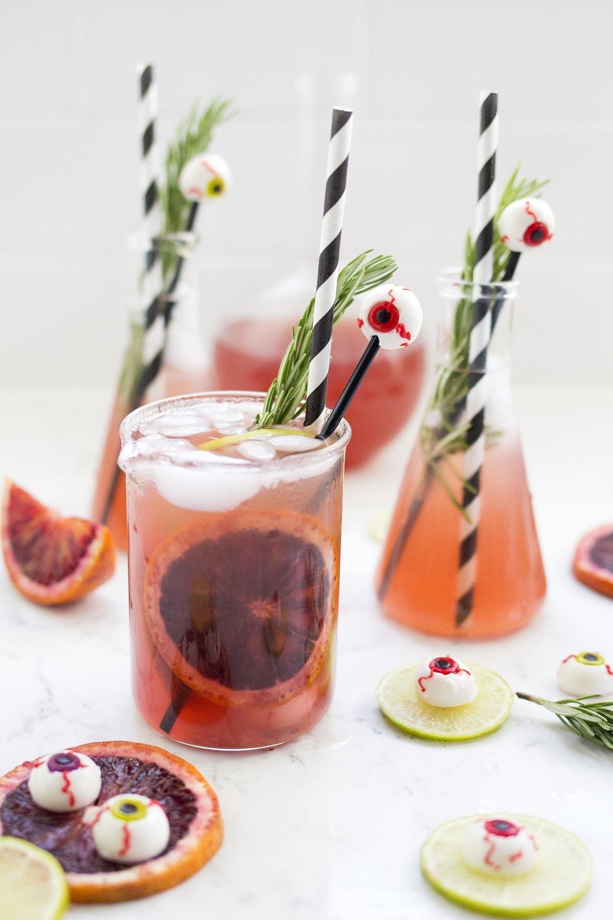 Monster Mash Cocktail