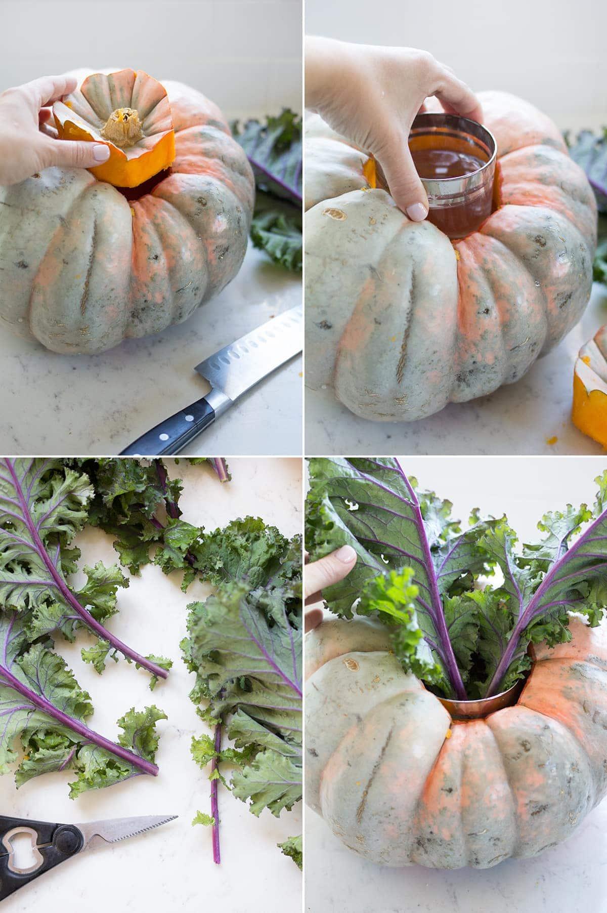 Thanksgiving Edible Centerpiece : Easy edible thanksgiving centerpieces freutcake