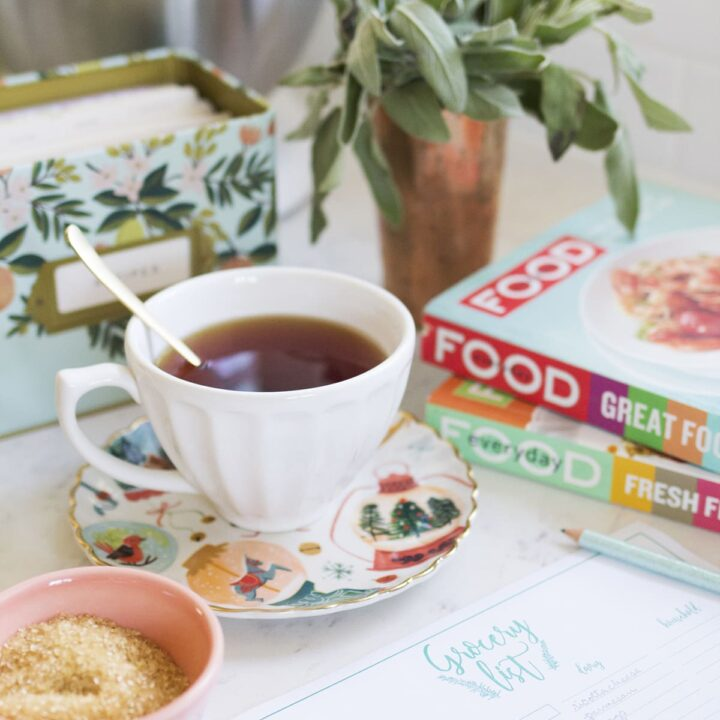 Pure Leaf Me Moment Meal Planning