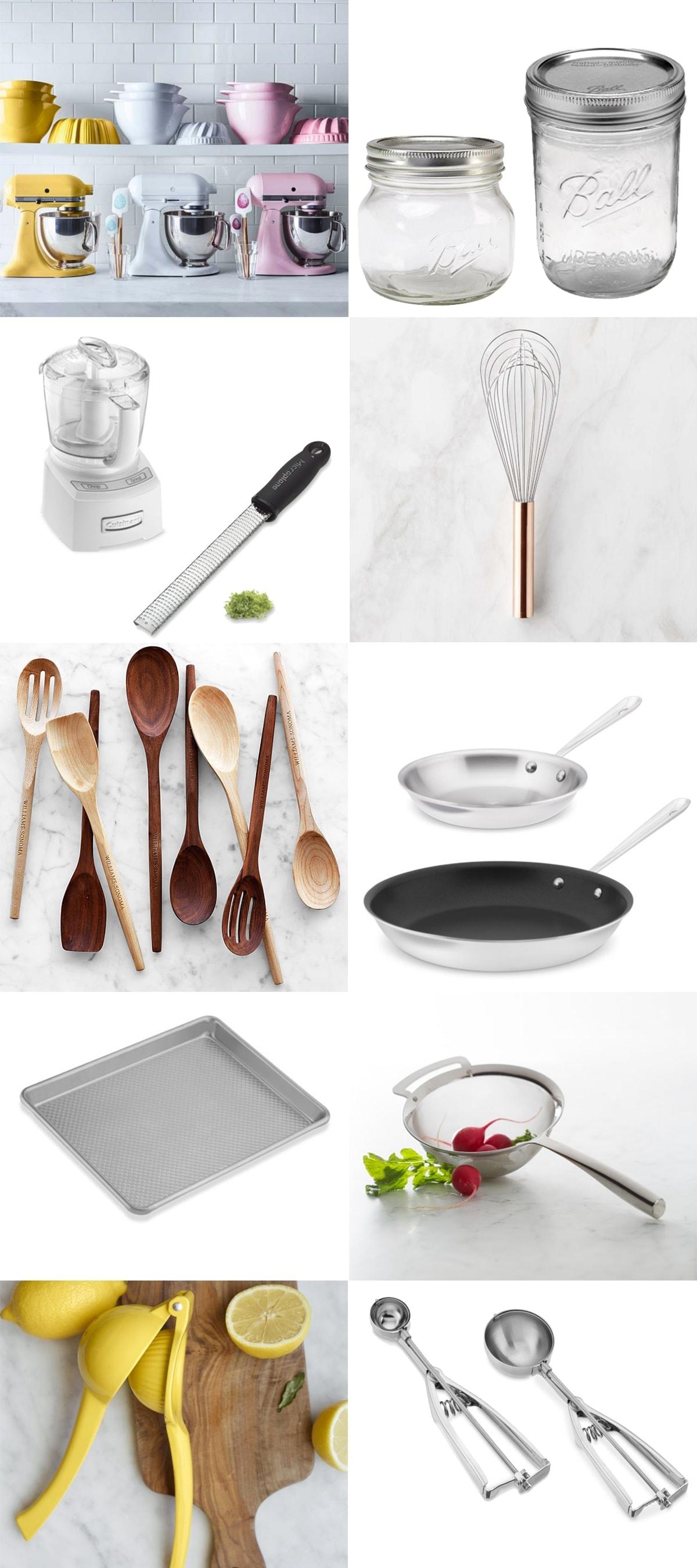 Kitchen Essentials my everyday kitchen essentials - freutcake