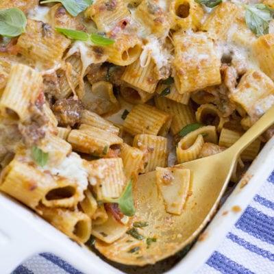 10 Back to School Weeknight Dinner Recipes