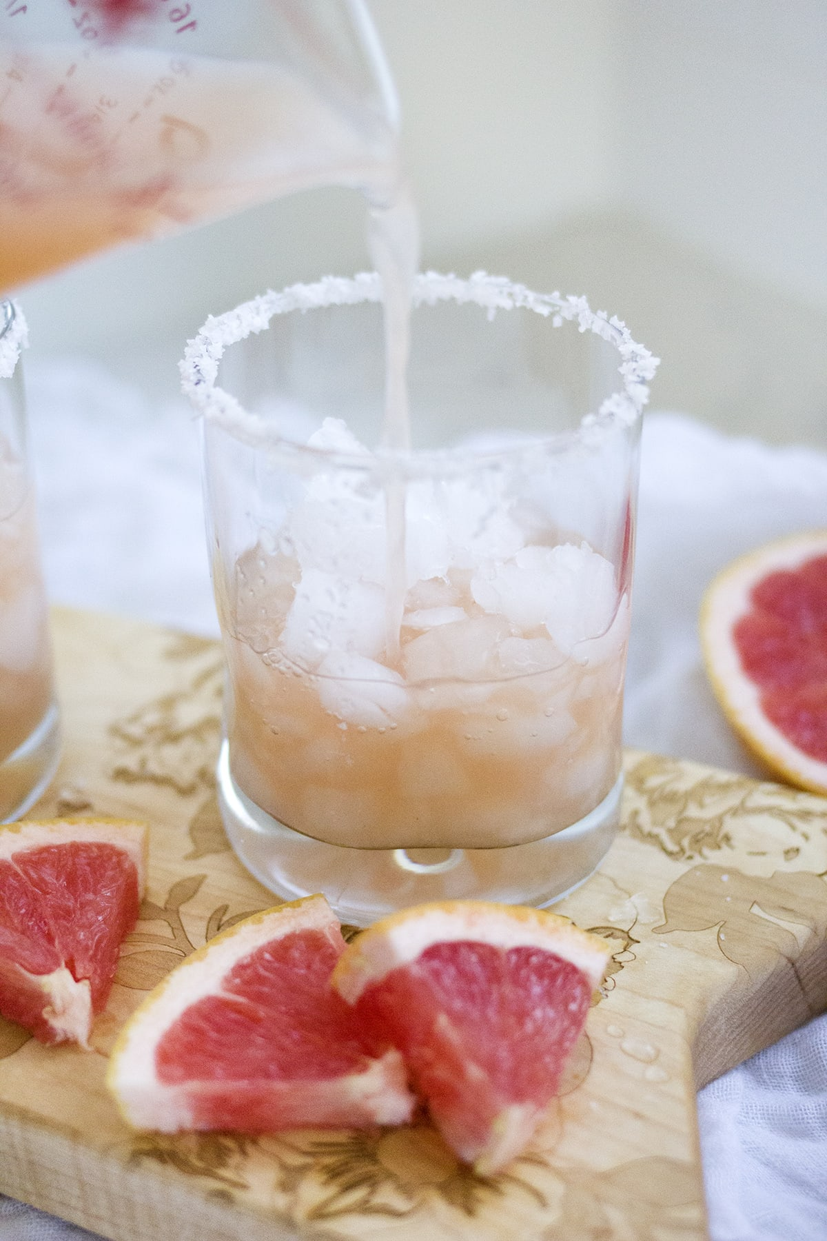 Salty Dog Cocktail