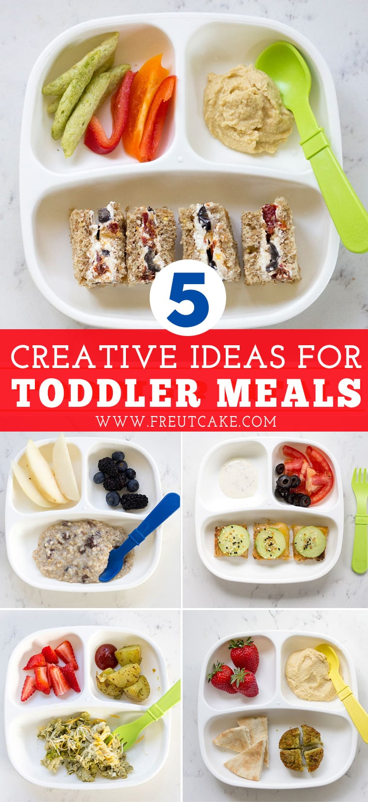 Creative Toddler Meal Ideas