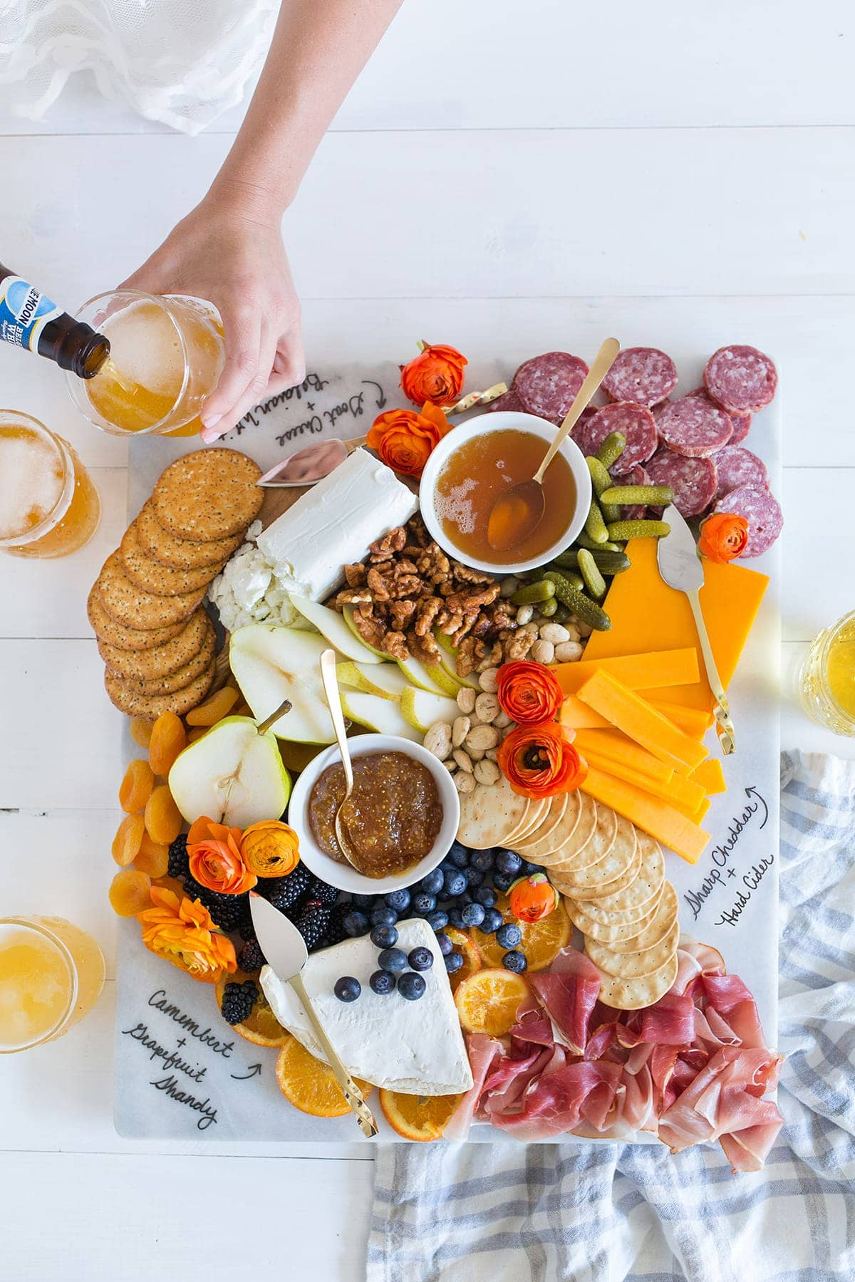 Beer and Cheese Pairing Party