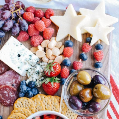 Patriotic Memorial Day Recipes