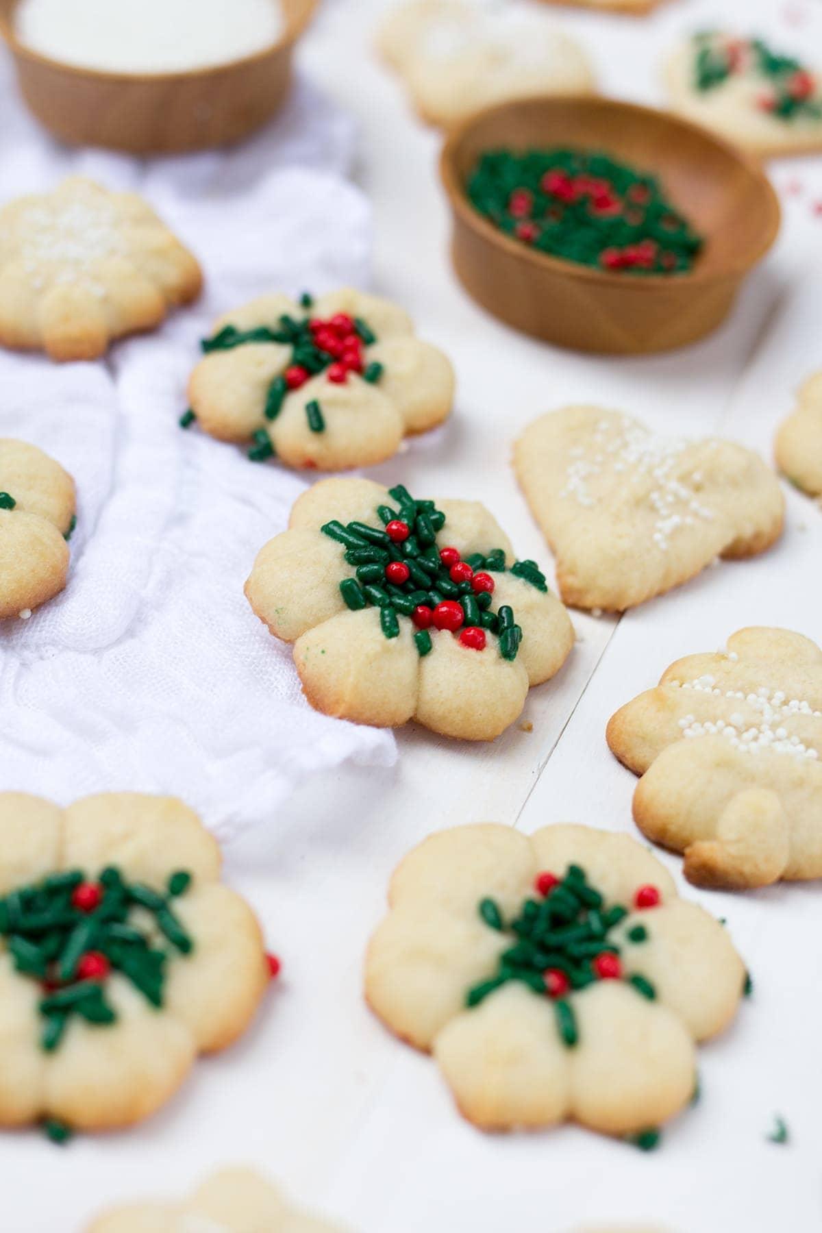 Classic Spritz Cookie Recipe