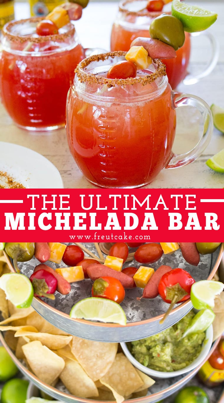 The Ultimate Michelada Bar
