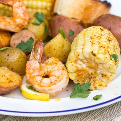 How to Host a Low Country Boil