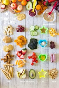 The Ultimate List of Healthy Trader Joes Toddler Snacks plus tips for composing a quick and easy snack or lunch. Perfect for picky eaters because this list is the tried and true favorites of my twins! #toddlermeals #toddlersnack #pickyeaters #Traderjoes #besttoddlersnackideas