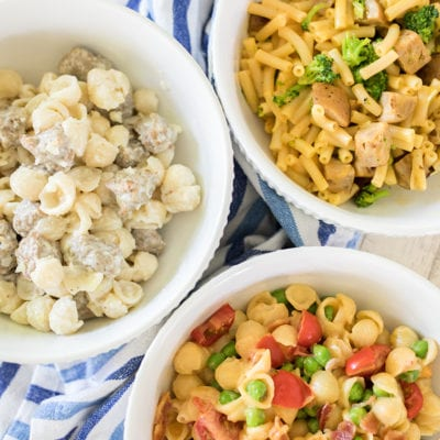 3 Ways to Dress Up Boxed Mac and Cheese for Kids