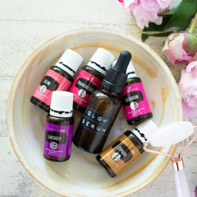 How to Make Essential Oil Glow Serum