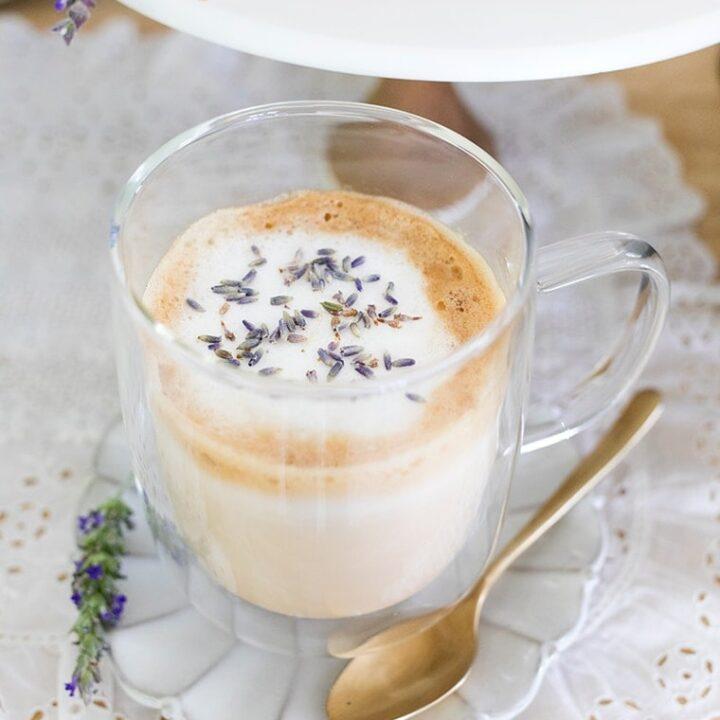 Lavender Honey Latte Recipe William Sonoma Coffee Capsules