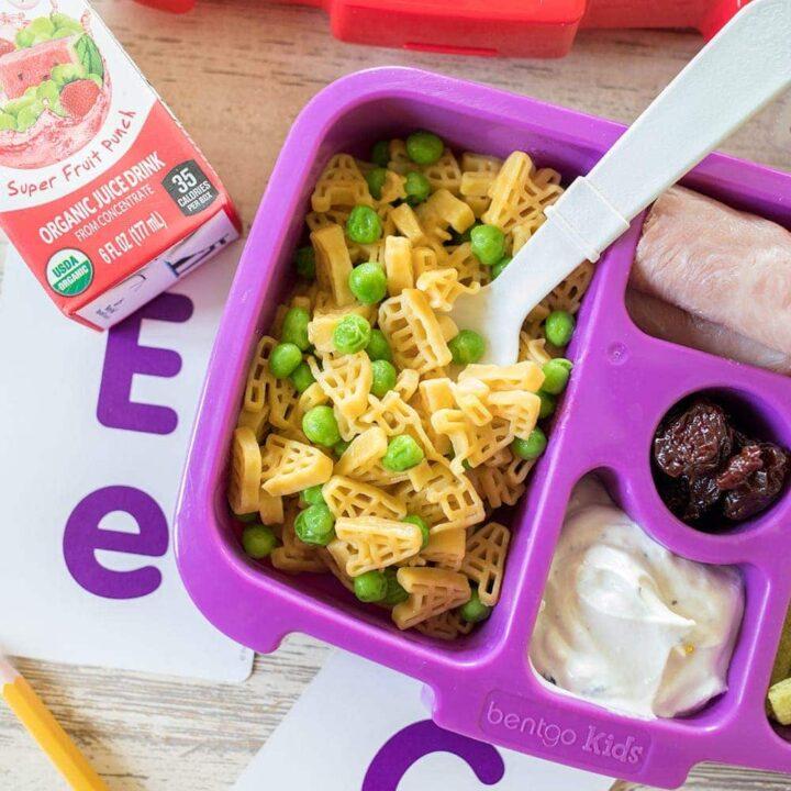 5 Bento Box School Lunches