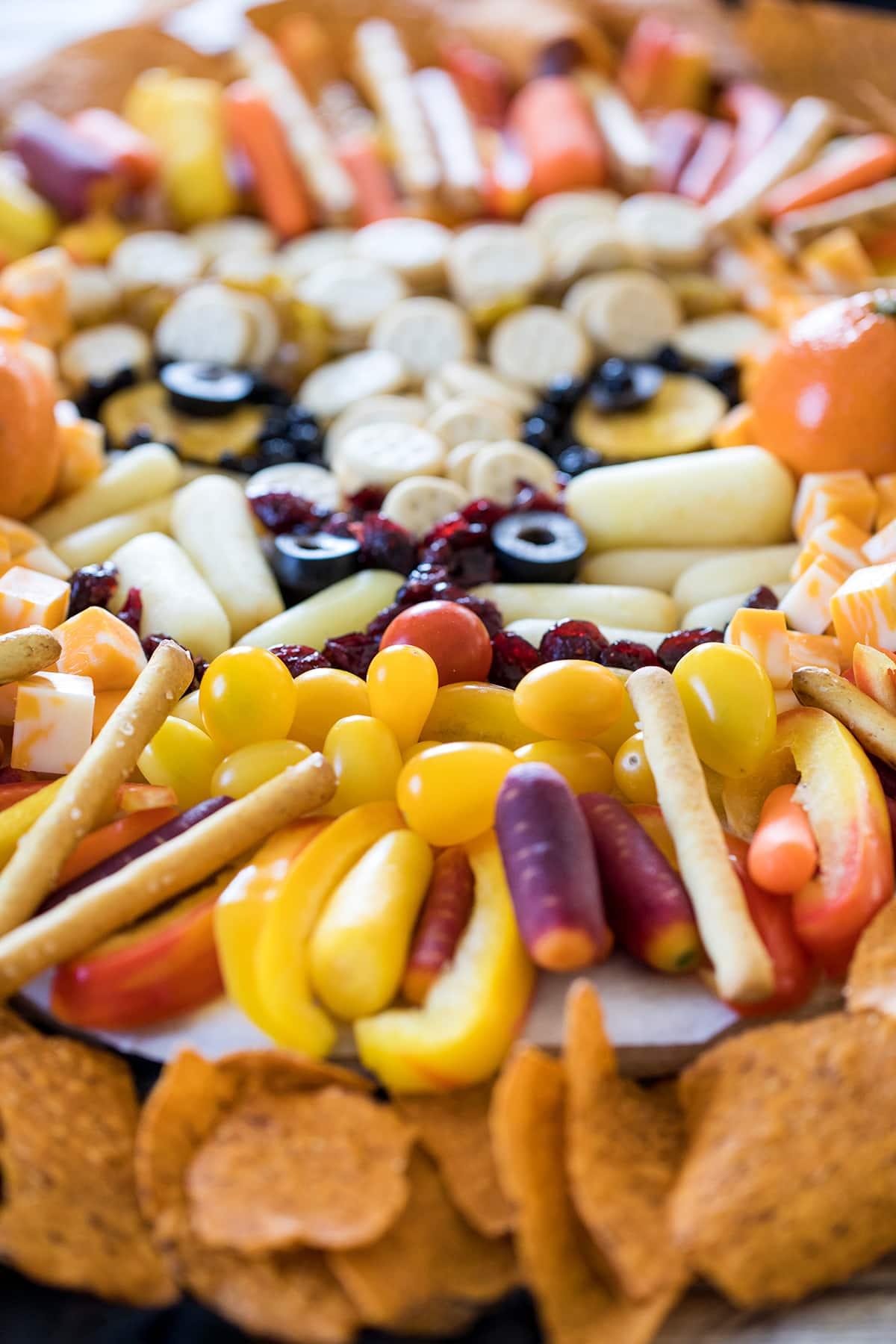 Disney's The Lion King Inspired Snack Board for Kids