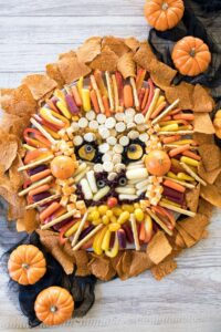 Disney's The Lion King Inspired Snack Board for Kids