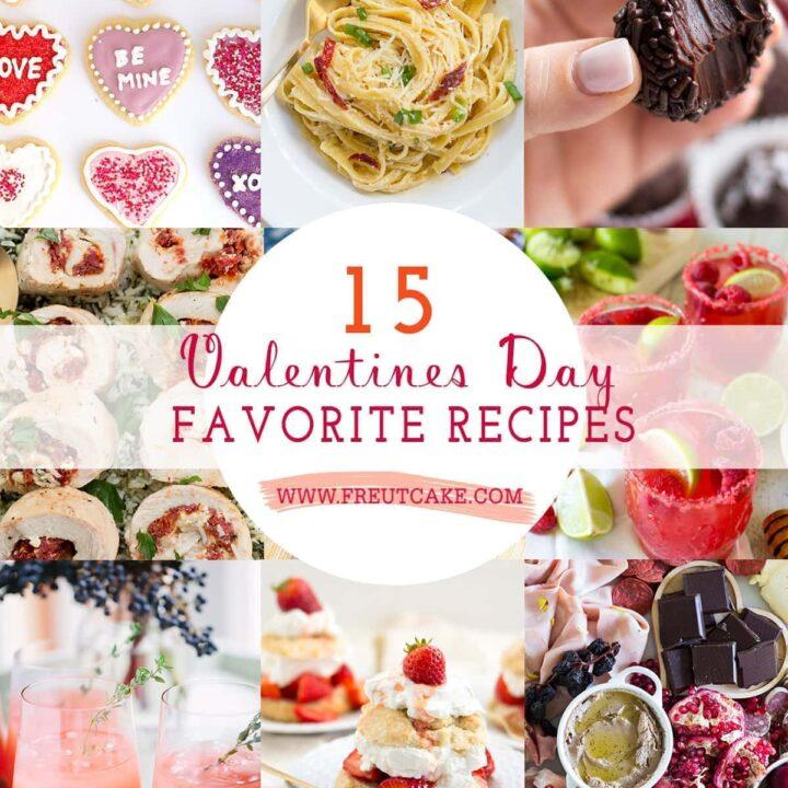 15 Valentines Day Recipes