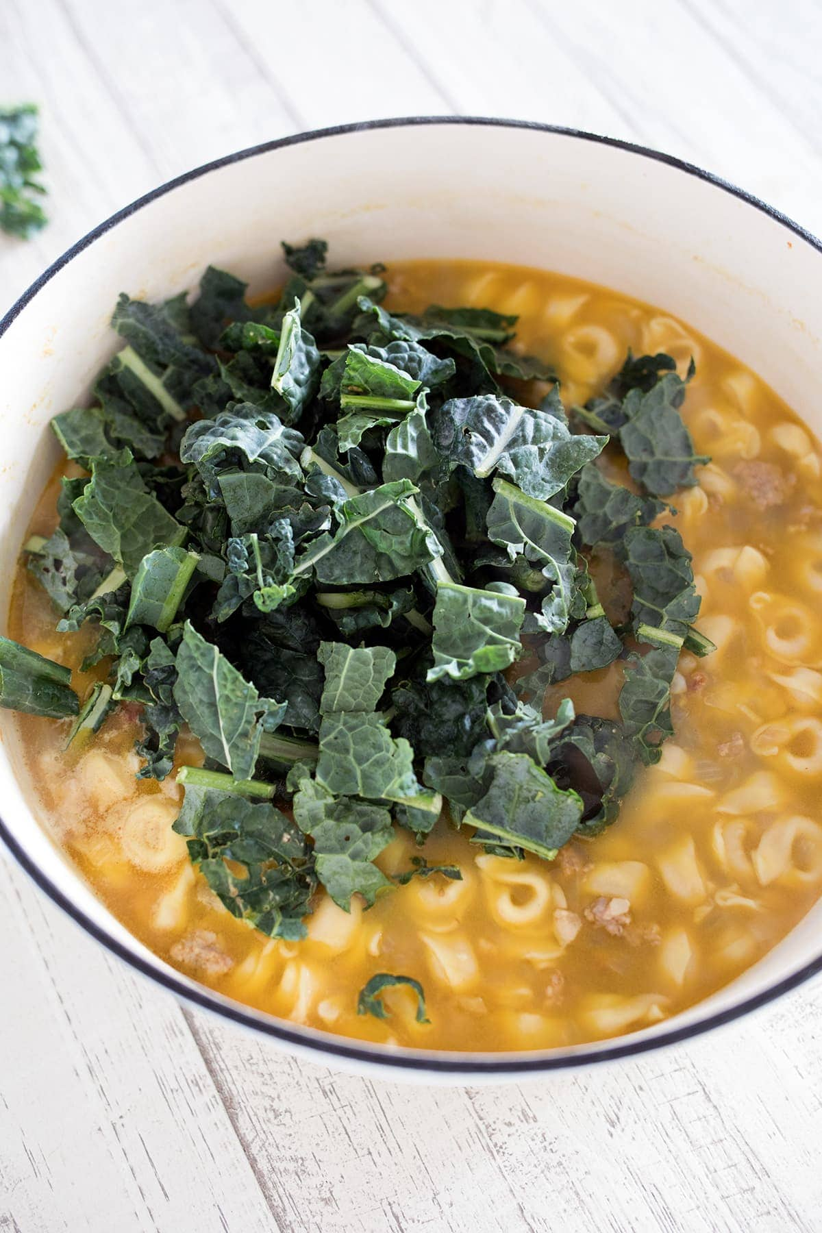 Tortellini Zuppa Toscana Soup Recipe