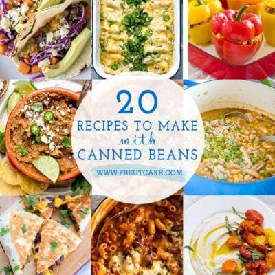 20 Recipes You Can Make With Canned Beans