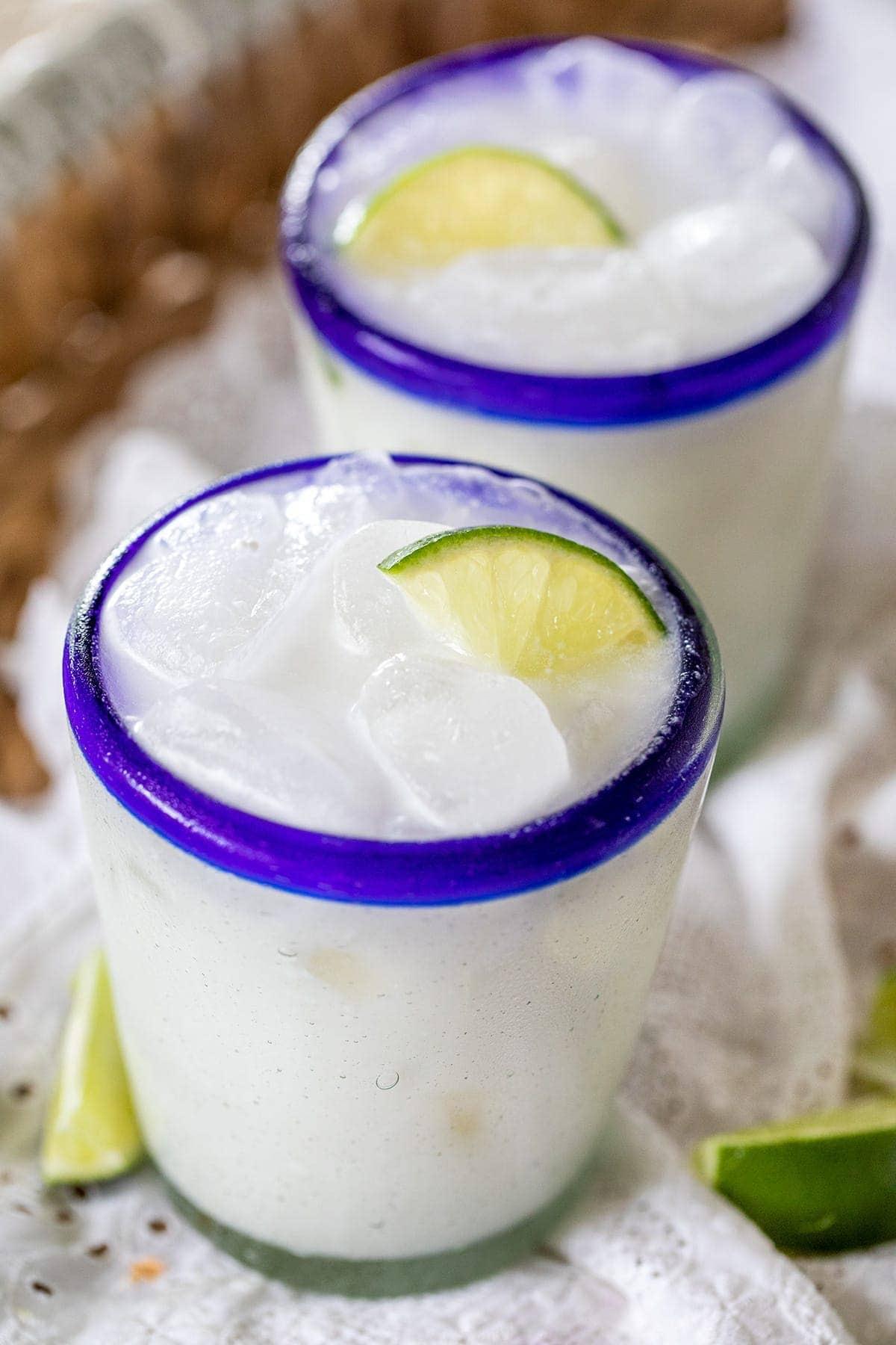 Coconut Margarita Recipe