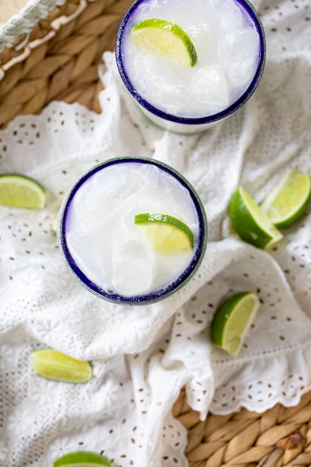 Creamy Coconut Margarita Recipe