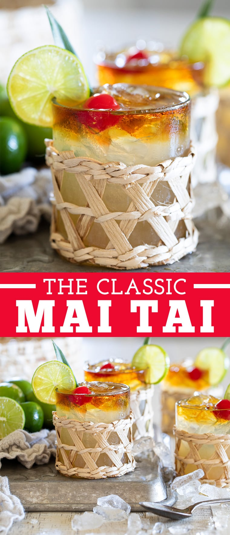 The best classic Mai Tai recipe