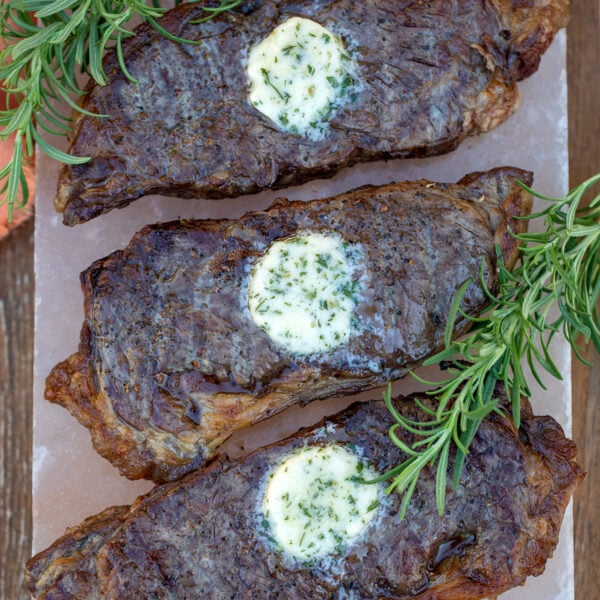 The perfect grilled steak