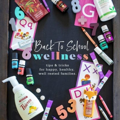 Back to School Wellness