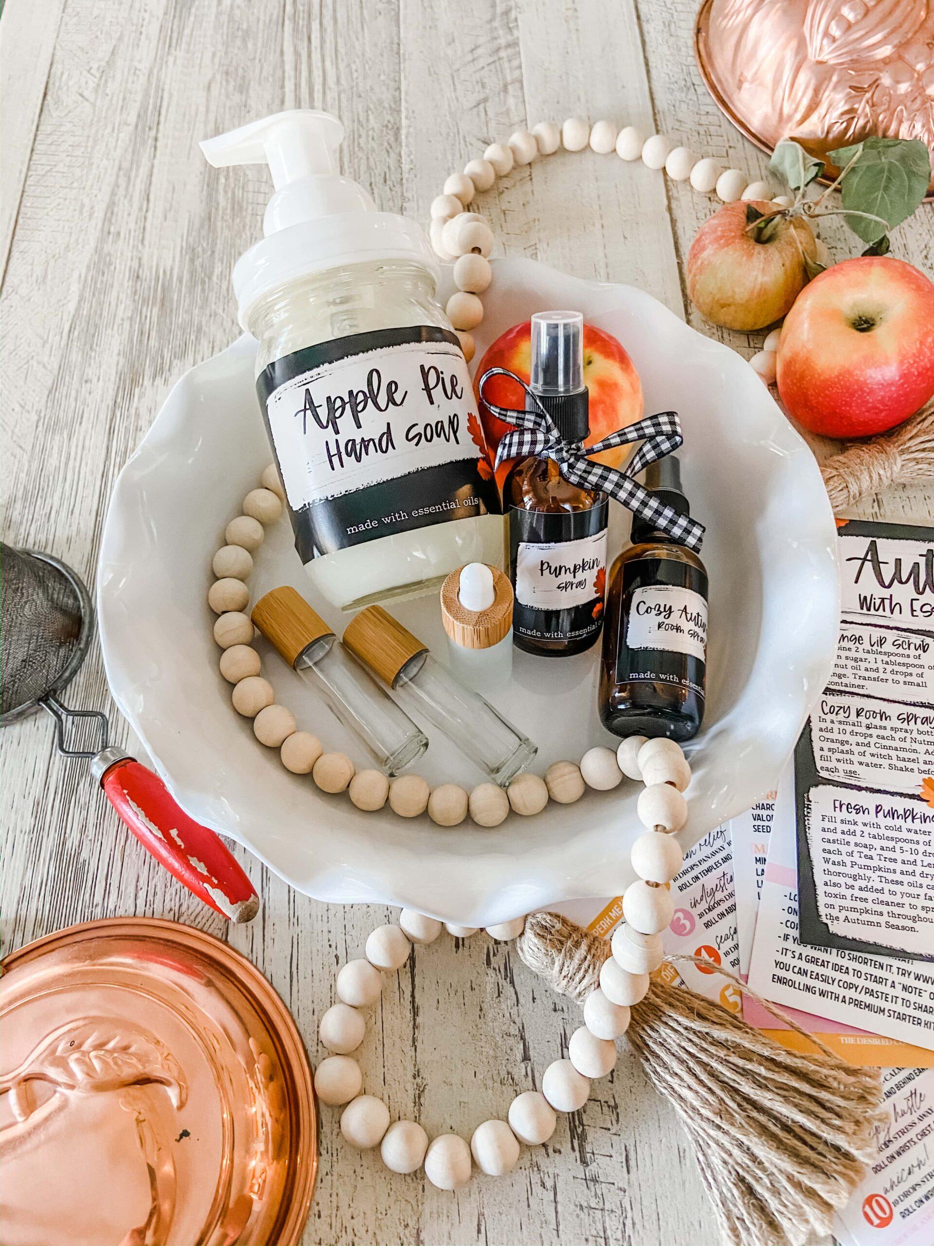 Freutcake Essential Oils September Welcome Gift