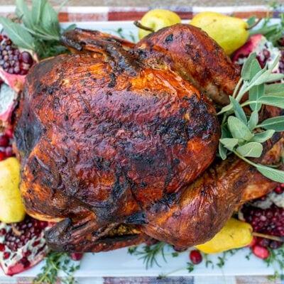 Perfect Brined Roast Turkey