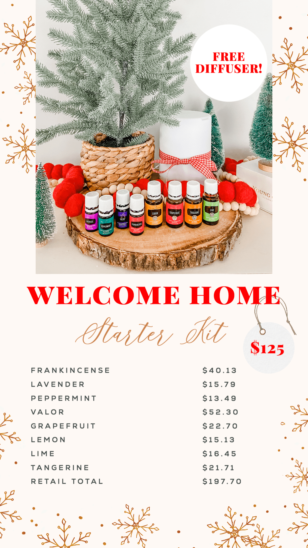 Black Friday Young Living