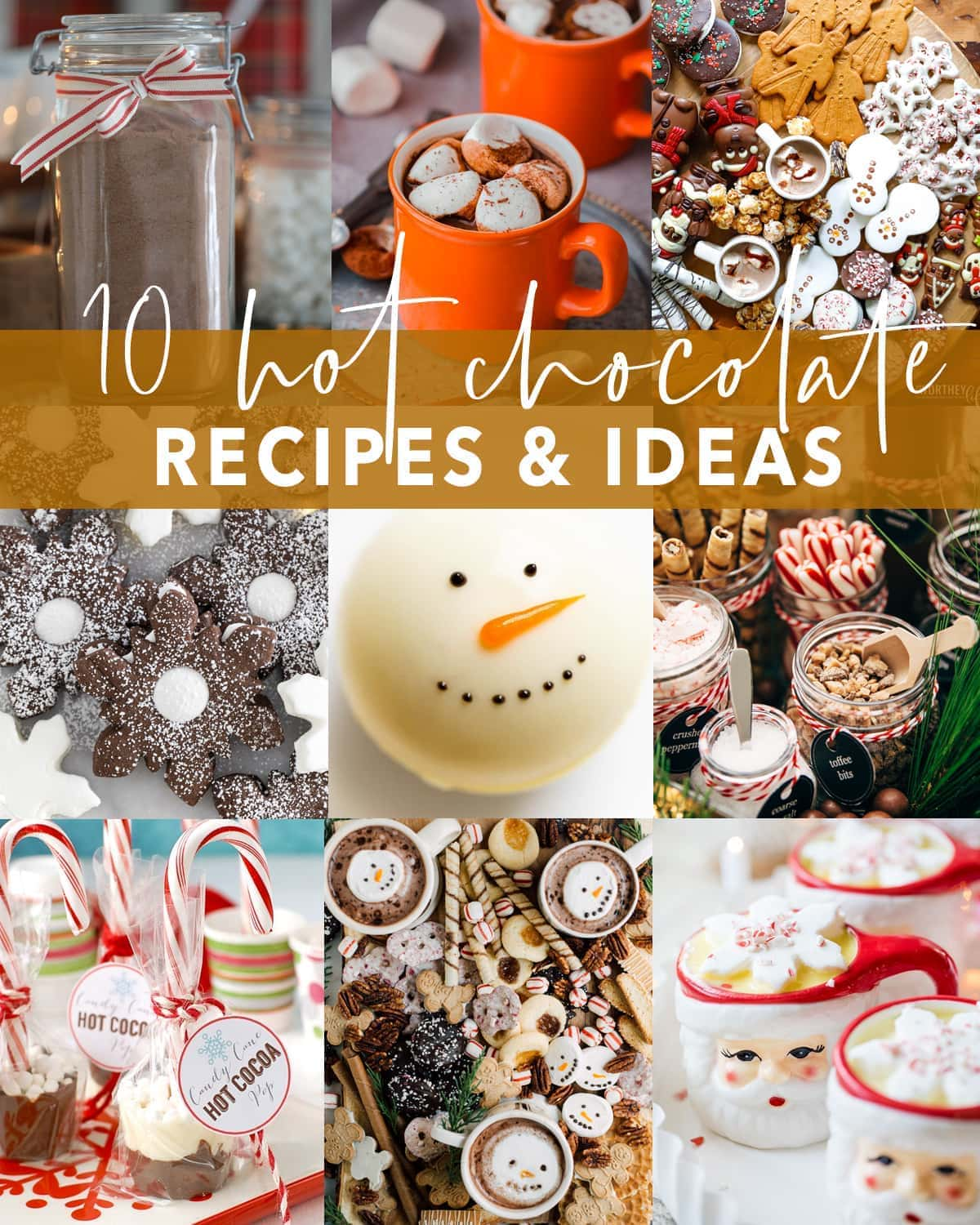 Hot Chocolate Recipes and Ideas