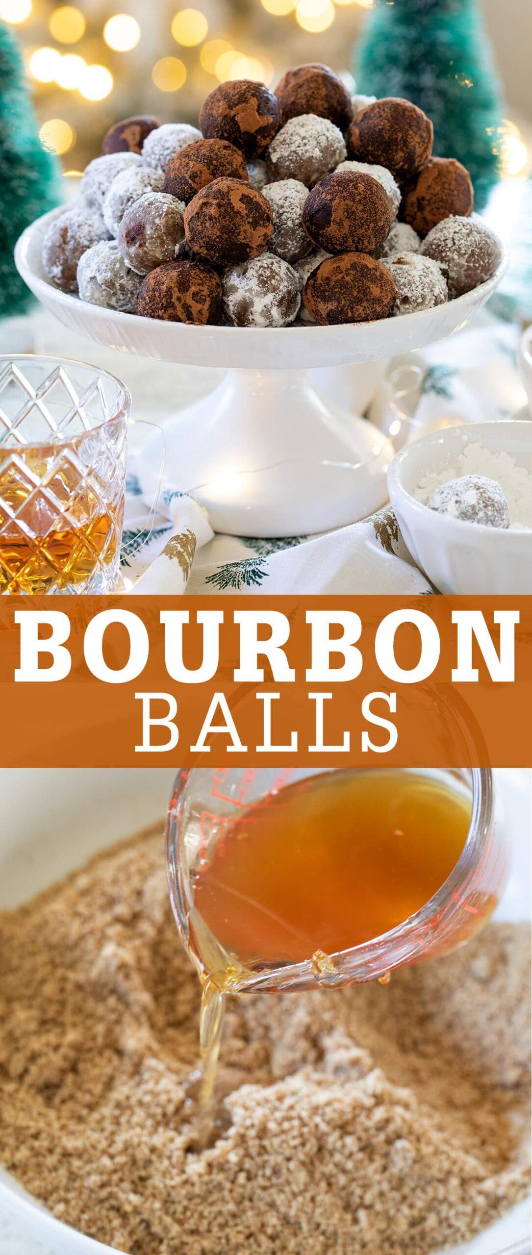 Old Fashioned Bourbon Balls